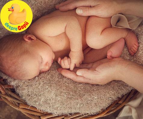Somnul nou nascutului: trei sfaturi speciale in primele saptamani