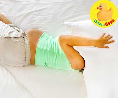 Saptamana 24 de sarcina: e tot mai greu sa dorm - jurnal de sarcina