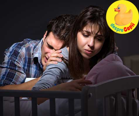 Somnul bebelusilor si obsesia parintilor obositi - oare nu abordam gresit problema?