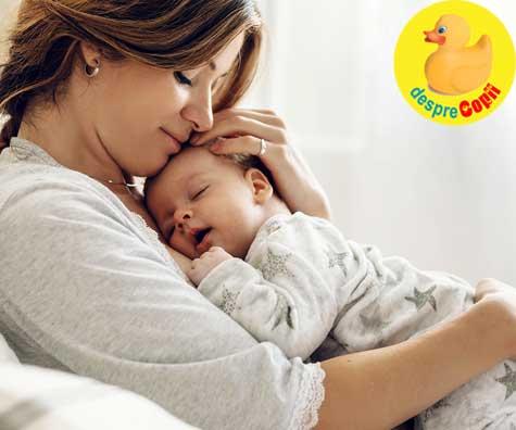Vrei ca bebelusul sa adoarma? Iata 3 lucruri care functioneaza si 3 lucruri pe care nu ar trebui sa le faci niciodata