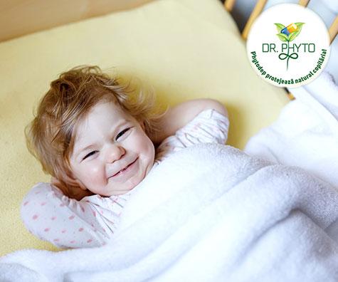 Somnul copilului - cand ar trebui sa ne ingrijoram?