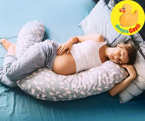 Prea mult somn in timpul sarcinii: cauze si ce probleme pot aparea
