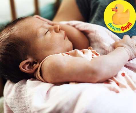 Respiratia bebelusului nou-nascut: daca te ingrijoreaza cum respira, trebuie sa stii aceste lucruri