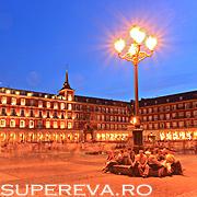 Atractii turistice in Madrid