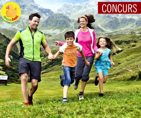 CONCURS: Ce activitate este preferata de familia ta