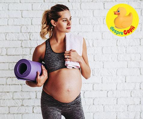 Sportul in timpul sarcinii: care sporturi sunt indicate si care nu