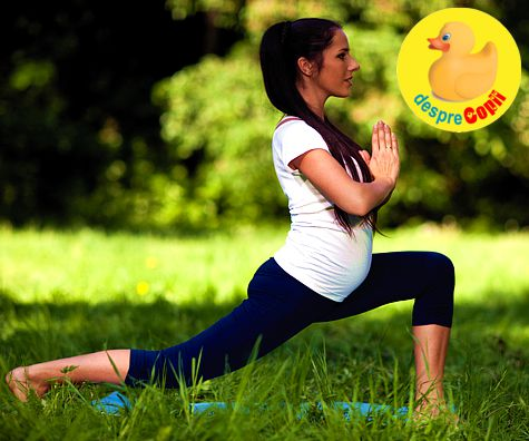 Sportul in timpul sarcinii influenteaza durata nasterii