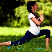 Sportul in timpul sarcinii influenteaza durata nasterii width=