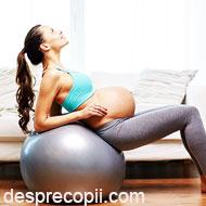 Sportul in timpul sarcinii: 9 beneficii pentru gravidute width=