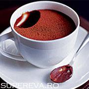 Spuma de ciocolata