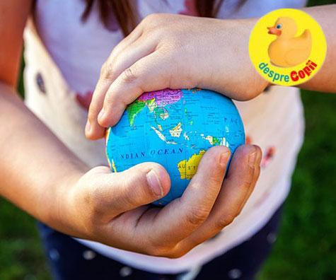Spune Da pentru Planeta Pamant