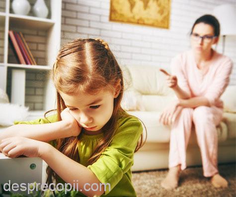 Copiii urasc sa auda cuvantul NU: ce trebuie sa stii si de ce este important sa ai la indemana alternative explicate