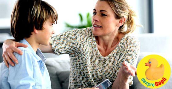 Cum sa refuzi copilul fara a spune NU