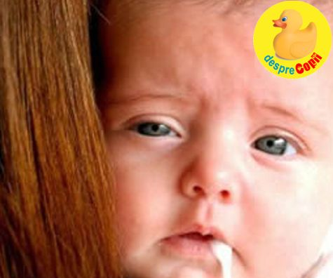 Stenoza pilorica la bebelus: cand bebelusul vomita in jet - simptome si tratament