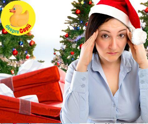 Stresul de Decembrie : 10 dileme despre cadourile pentru copii