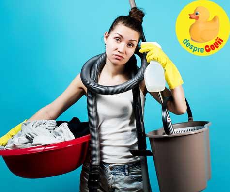 O casa curata - idei practice pentru o viata lipsita de stresul curateniei