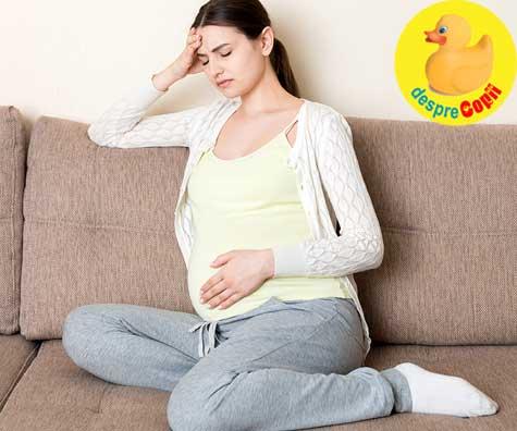 Stresul pe termen lung in sarcina poate afecta bebelusul? Da - iata ce trebuie sa stii.