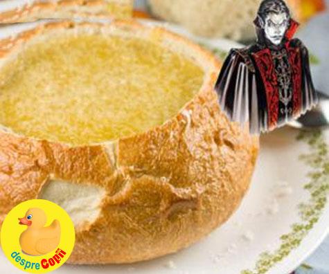 Lupta impotriva gripei cu supa Dracula