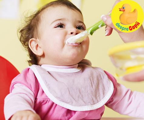 SUPERFOODS pentru bebelusi si copii. Cum incepem diversificarea si ce alimente sunt super sanatoase - Sfatul nutritionistului