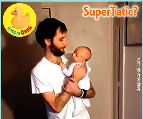 Exista si tatici fascinanti (video)