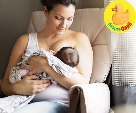 Greselile mamicilor dupa nasterea bebelusului: Iata de ce este important sa continui sa iei suplimente speciale