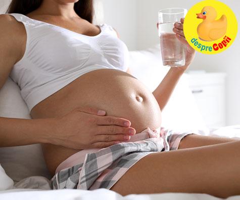Cum prevenim suprincalzirea in timpul sarcinii: simptomele alarmante ale supraincalzirii si 5 recomandari