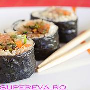 Retete delicioase de Sushi