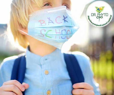 Factori care compromit sistemul imunitar al copilului si cum il putem susține in perioada de vulnerabilitate imunologica