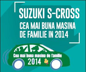 Am testat S-CROSS-ul de la Suzuki (2)