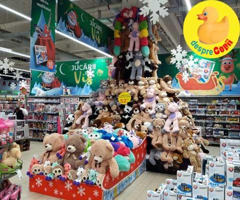 Cele mai dorite jucarii de Craciun, disponibile la Targul de Jucarii din Auchan