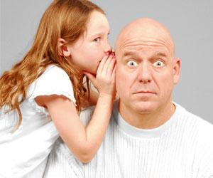 Taticii si menstruatia