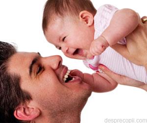 Meseria tatalui are legatura cu sanatatea copilului