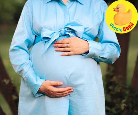 Ganduri si temeri la a doua sarcina - jurnal de sarcina