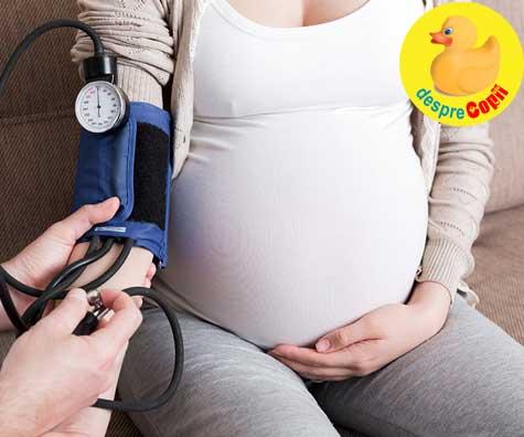 Tensiune arteriala scazuta in timpul sarcinii: simptome si cauze - sfatul medicului