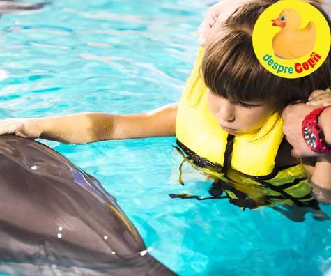 Terapia asistata cu animale si cum ii ajuta aceasta pe copii