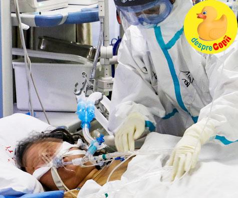 Coronavirus: Pentru cei care supravietuiesc terapiei intensive, greul continua - unii pacienti nu vor mai fi niciodata ca inainte