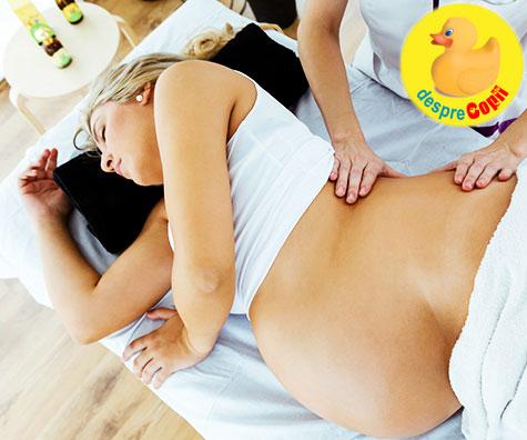 Terapiile complementare sunt sigure in timpul sarcinii?