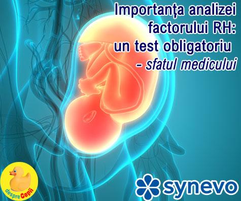 Importanta analizei factorului RH: un test obligatoriu pentru gravide - sfatul medicului (VIDEO)
