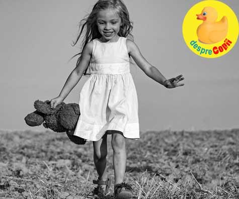 Ofera copilului tau ceea ce isi doreste cel mai mult: timpul tau
