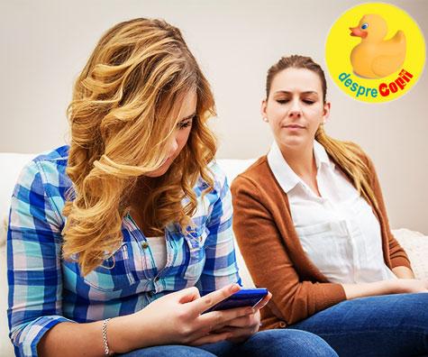 Adolescentii de azi: sunt ei altfel decat am fost noi la vremea lor?