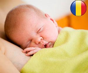 Top 10 nume date bebelusilor nascuti in Romania in 2012
