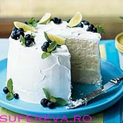 Tort fraged cu lime