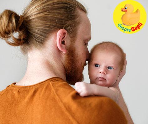 Trasaturi fizice pe care copiii le mostenesc de la tatii lor