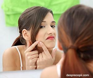 Tratamente naturale impotriva acnei