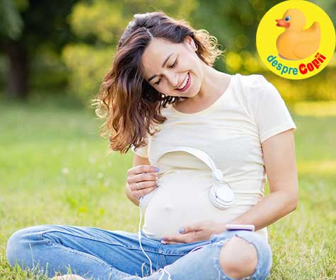 La 20 de saptamani - am intrat in perioada de aur a sarcinii - jurnal de sarcina