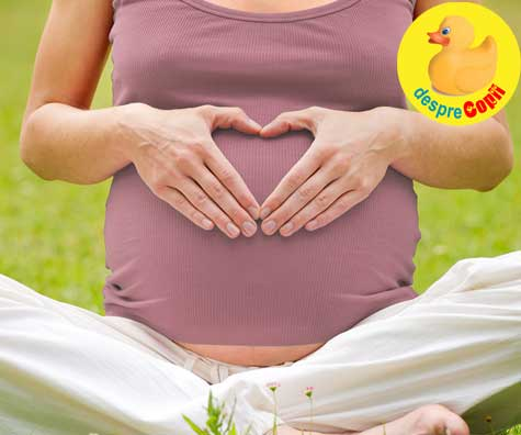 Trimestrul II de sarcina e un vis - jurnal de sarcina