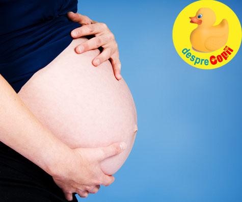 Ce se intampla cu corpul meu in al treilea trimestru de sarcina?
