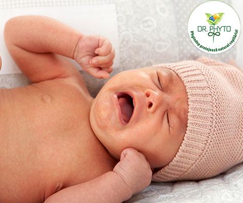Tulburarile digestive la bebelusi - colicile