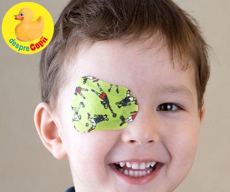Probleme oculare la copii: simptome si cauze posibile - sfatul medicului oftalmolog
