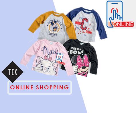 Beneficiile shoppingului online pe Carrefour.ro - Colectia de hainute TEX